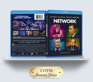 Network (1976) Blu-ray Cover