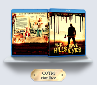 The Hills Have Eyes (2006) Blu-ray Cover