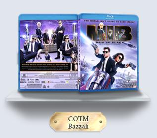 MIB International (2019) Blu-ray Cover