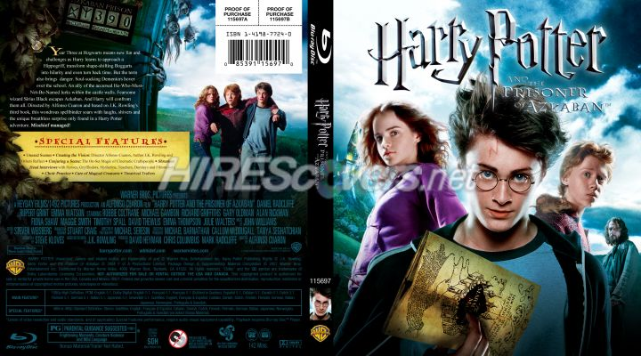 Azkaban dvd harry movie potter prisoner