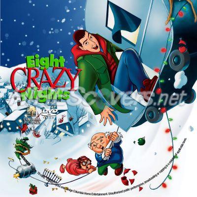 Eight crazy nights movie