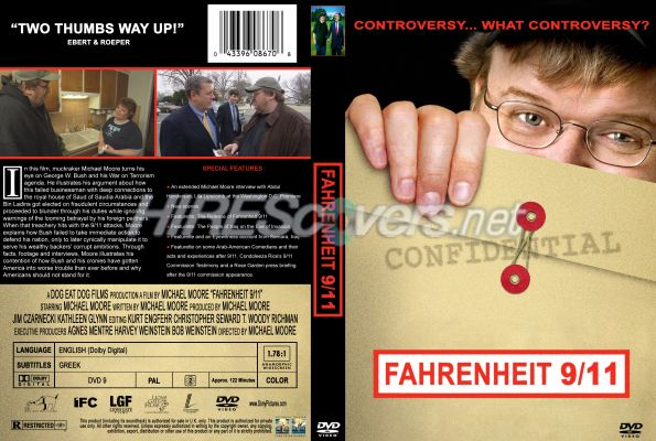 "fahrenheit 911 fallacies Moore is less by stever sailer • ""fahrenheit 9/11"" is that on 9/11 the new bush administration had been cracking down on the ethnic profiling of arab."