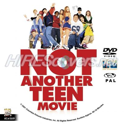 Not Another Teen Movie Blu Ray 85