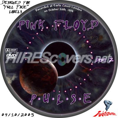 Pink Floyd - Pulse - disc 2