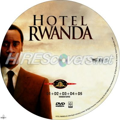 Movie Colosseum: Schindler's List vs Hotel Rwanda