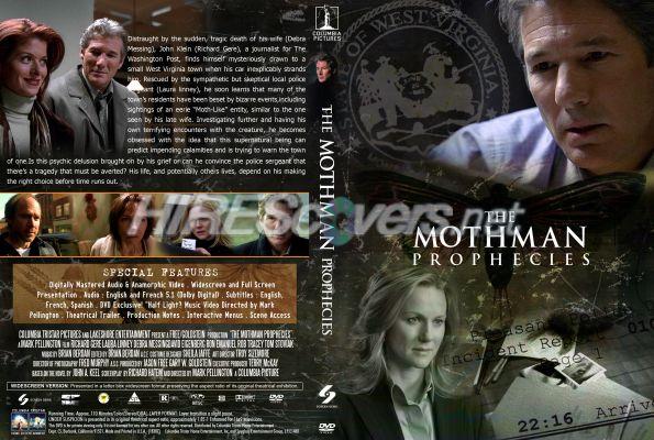 The Mothman Prophecies  amazoncom