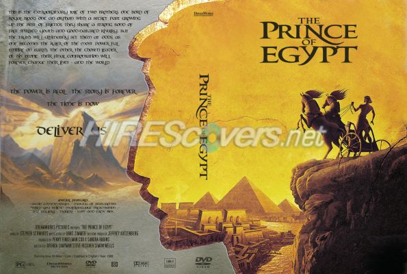 Prince Of Egypt Blu-ray Download Movie