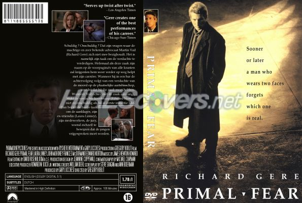 primal fear full movie with english subtitles