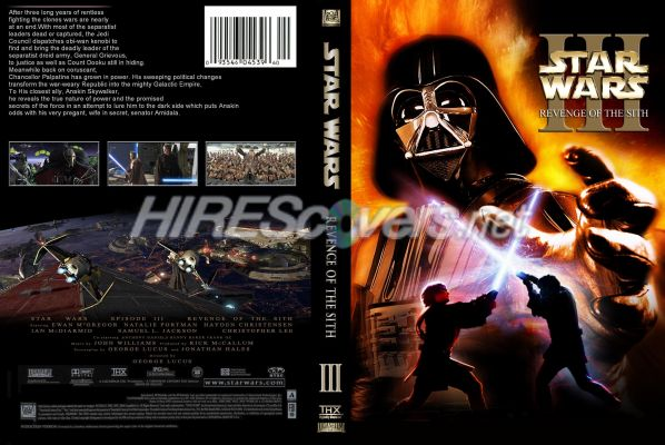 Dvd Cover Custom Dvd Covers Bluray Label Movie Art Dvd Custom Covers S Star Wars Episode Iii Revenge Of The Sith