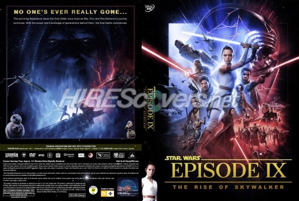 Dvd Cover Custom Dvd Covers Bluray Label Movie Art Dvd Custom Covers S Star Wars Episode Ix The Rise Of Skywalker 2019
