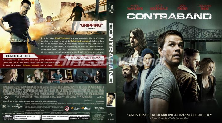 Contraband | 2012 | Custom | English