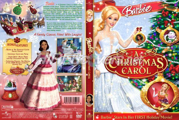 DVD Cover Custom DVD covers BluRay label movie art - DVD CUSTOM Covers - B / Barbie in A ...
