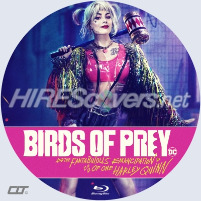 Dvd Cover Custom Dvd Covers Bluray Label Movie Art Custom Blu Ray Disc Labels Birds Of Prey And The Fantabulous Emanicipation Of One Harley Quinn 2020