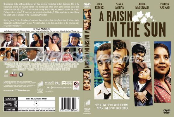 raisin in the sun play vs movie essay A raisin in the sun play to movie when reading a raisin in the sun, i formed my own view on how each character looked, sounded, and moved it was somewhat of a shock to what the movie based on the play i had just read mainly because a lot of what i had.