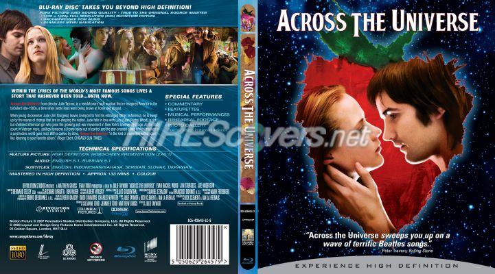 across the universe movie