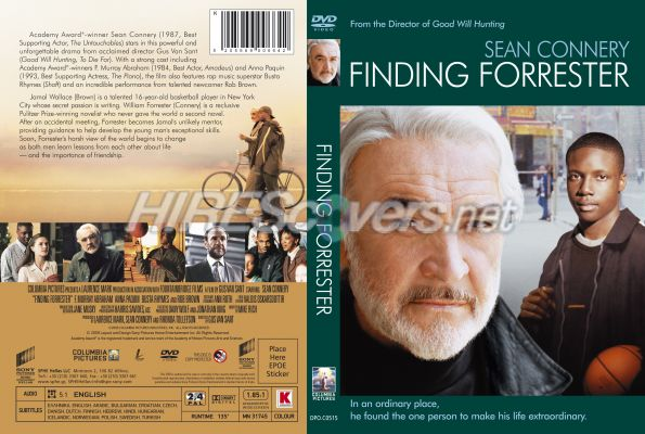 artistic criticism finding forrester Finding forrester william is one of the main characters in finding forrester, an old, white male, novelist, makes a friendship with, and helps, a black.