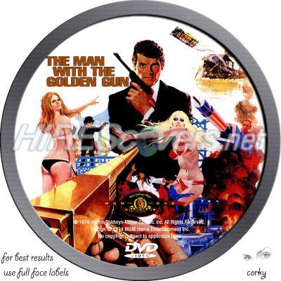 The Man With The Golden Gun Dvd Man With The Golden Gun