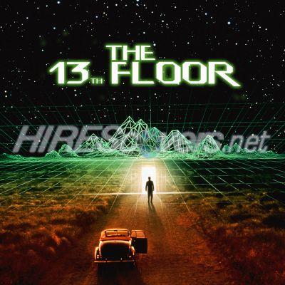 Dvd cover custom dvd covers bluray label movie art dvd for 13th floor dvd