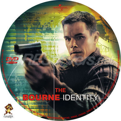 The Bourne Identity Dvd