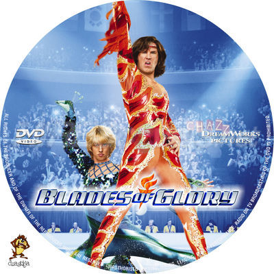 Blades of Glory Dvd Blades of Glory Dvd Cover