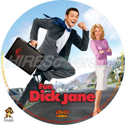 Abstract dick and jane dvd cover your place