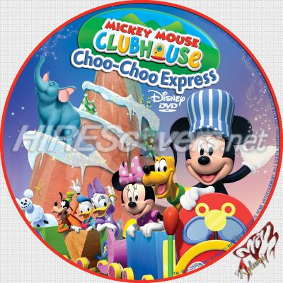 Mickey Mouse Clubhouse Choo