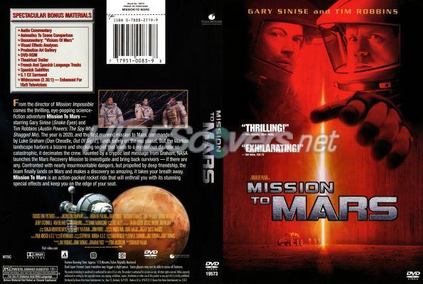 mission to mars blu ray - photo #18