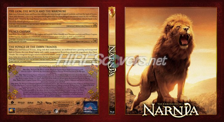 Name Chronicles Of Narnia Collection Bdv2 Dagonjpg