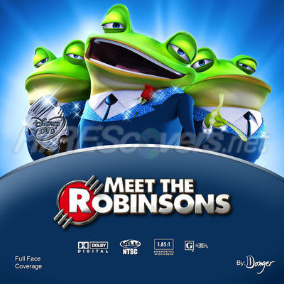meet bluray the robinsons