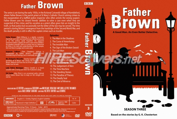 father brown dvd