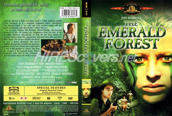 the emerald forest essay The emerald forest essay article 6 cedh dissertation writing story essay meaning 1st paragraph of a research paper waxd analysis essay hallucinations in macbeth.