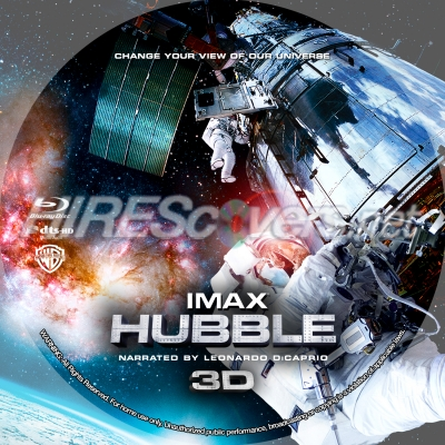 cover blu ray imax hubble - photo #9