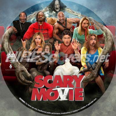 Dvd Cover Custom Dvd Covers Bluray Label Movie Art Dvd Custom Labels S Scary Movie 5
