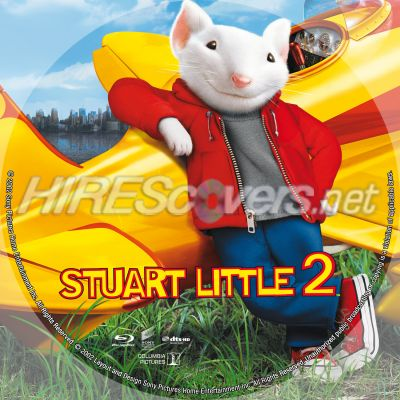 Dvd Cover Custom Dvd Covers Bluray Label Movie Art Blu Ray Custom Labels S Stuart Little 2 2002 Bluray