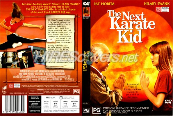 The Karate Kid Dvd Collection