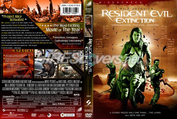 Resident Evil Apocalypse Movie Review 2004  Roger Ebert