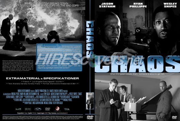 Chaos Dvd Cover