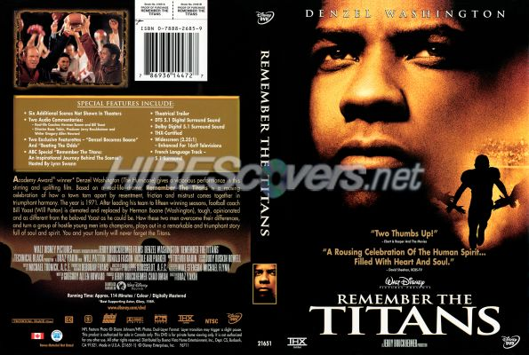 remember the titans film review Here's the pitch: take an emotional drama about the racial conflict concerning the integration of a black high school and a white one in the south then wrap the entire plot around a hard-nosed high school football coach.