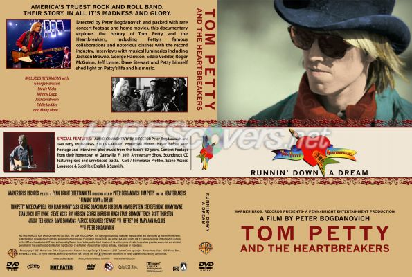 tom petty and the heartbreakers runnin. Runnin#39; Down A Dream,