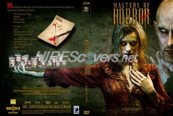 masters of horror season 2 blu ray