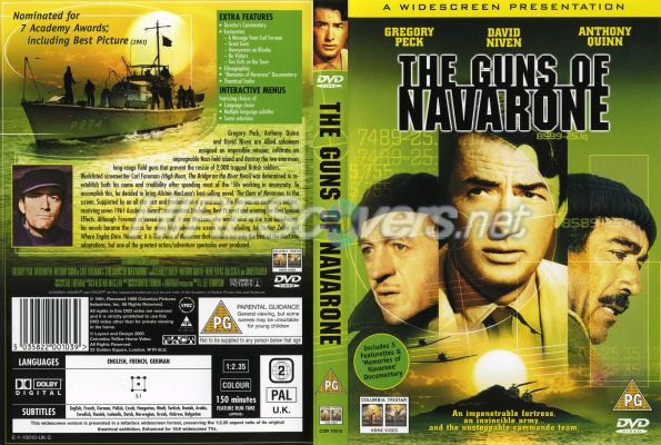 guns of navarone essay The guns of navarone is a 1961 british-american epic adventure war film directed by j lee thompson the screenplay by producer carl foreman was based on ali.