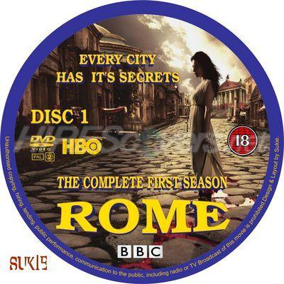 games of rome dvd season - photo#25