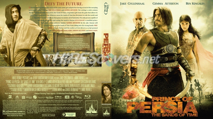 Dvd Cover Custom Dvd Covers Bluray Label Movie Art Blu Ray Custom Covers P Prince Of Persia Sands Of Time
