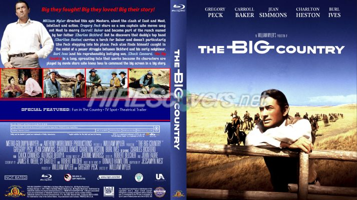 The Big Country Dvd By Ericwh Pictures