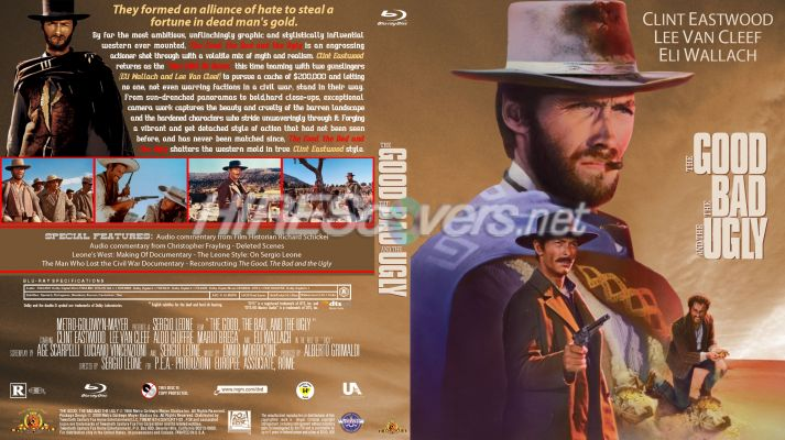 The Good The Bad And The Ugly Bluray