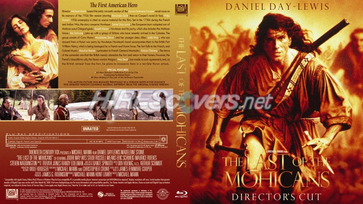 an analysis of the movie the last of the mohicans Review by neil bahadur mann films  the last of the mohicans is one of those  movies of which the soundtrack is more famous than the movie itself.