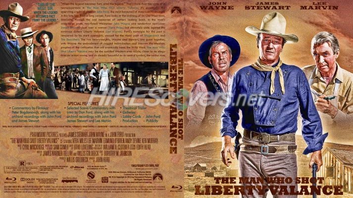 an analysis of the movie the man who shot liberty valance Watch the man who shot liberty valance, the man who shot liberty valance full free movie online hd when senator ransom stoddard returns home to shinbone for the funeral of tom doniphon, he recounts to a local newspaper editor the story behind it all.