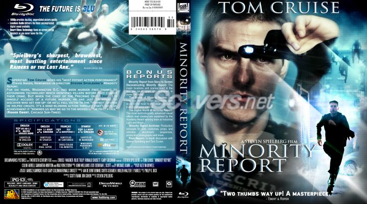 Dvd cover book report