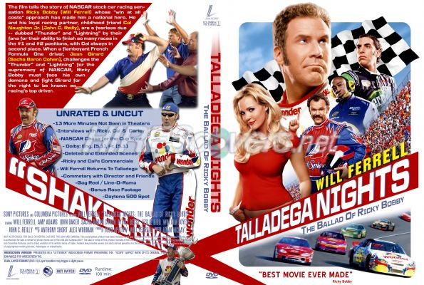 talladega nights the ballad of ricky bobby 2006 movie. Black Bedroom Furniture Sets. Home Design Ideas