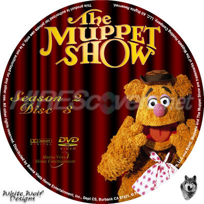 The Muppets Dvd Cover